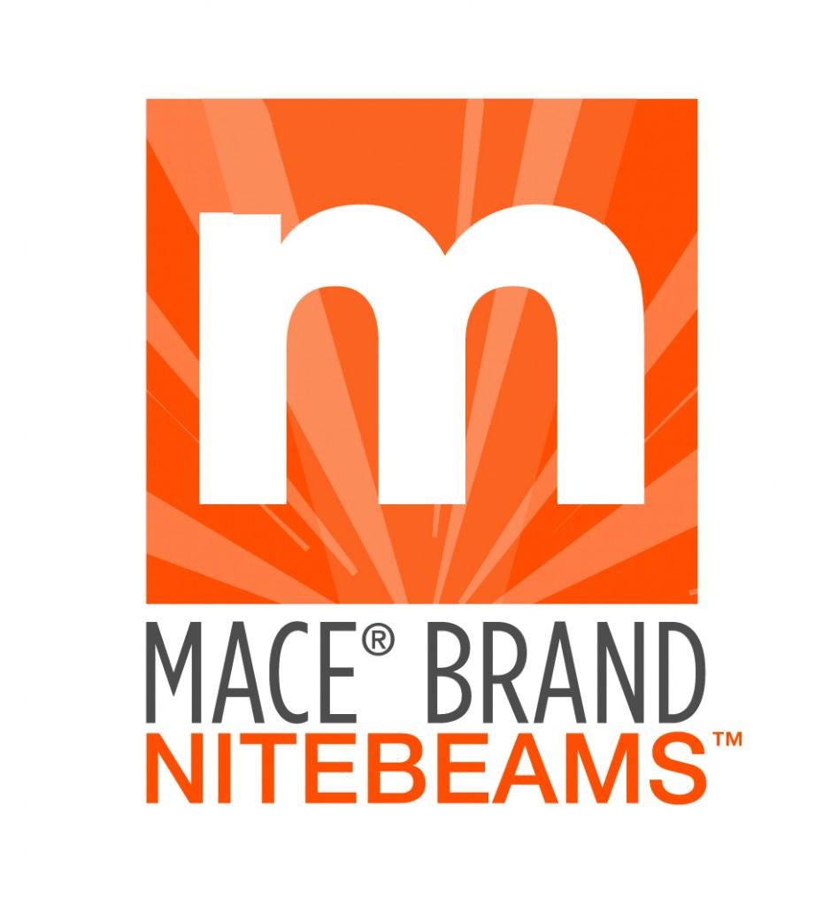 Mace® Brand NiteBeams Logo