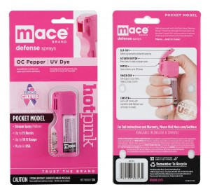 Mace New Packaging